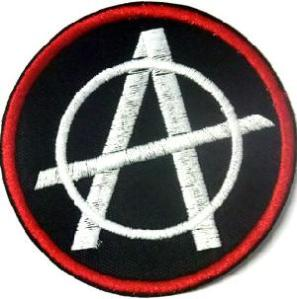 Punk Rock Patch