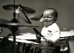 baby-drummer